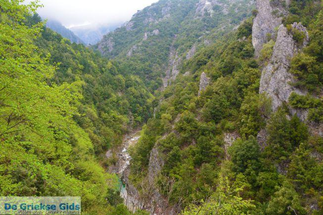 Olympus berg Griekenland